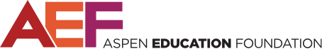 Aspen Education Foundation Logo