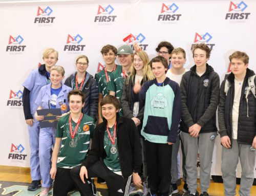 Congrats to AHS robotics!