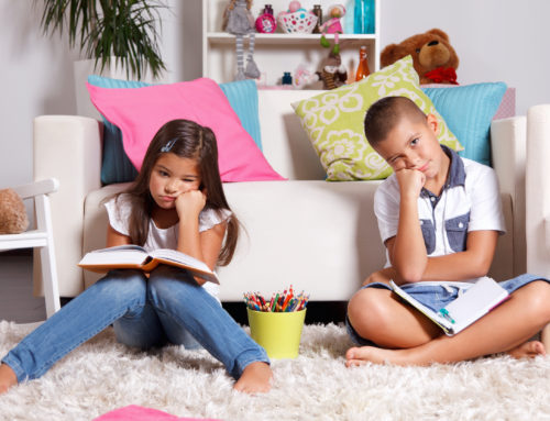 AEF CONTENT SERIES | What can my child do with all this free time?!